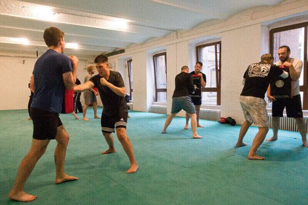 Self-defense classes in Berlin