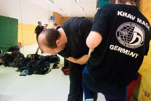 Krav Maga Training in Berlin